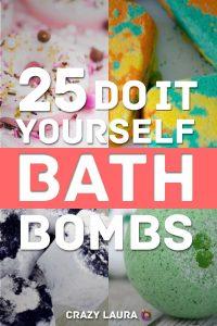 do it yourself bath bombs