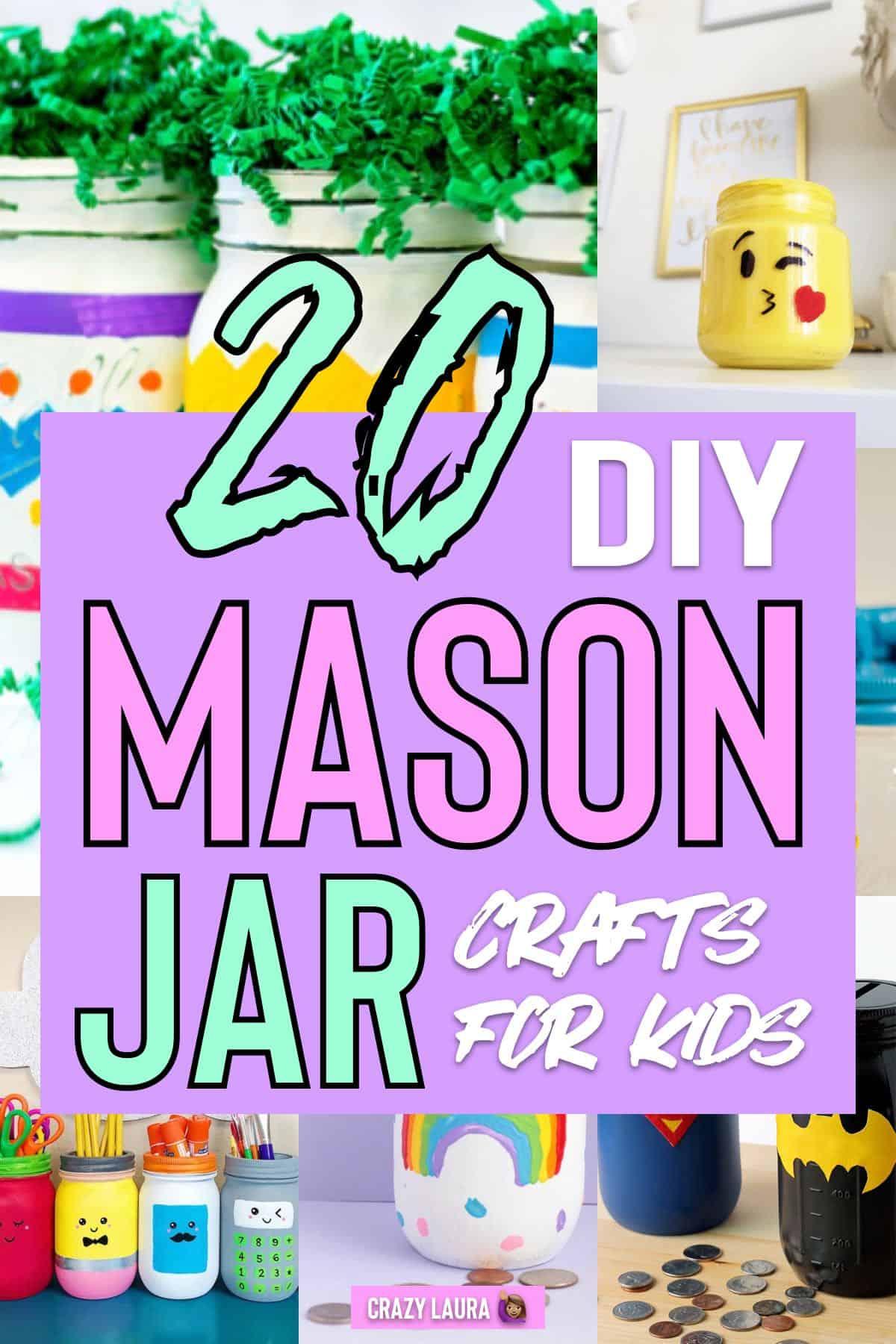 craft ideas with old mason jars