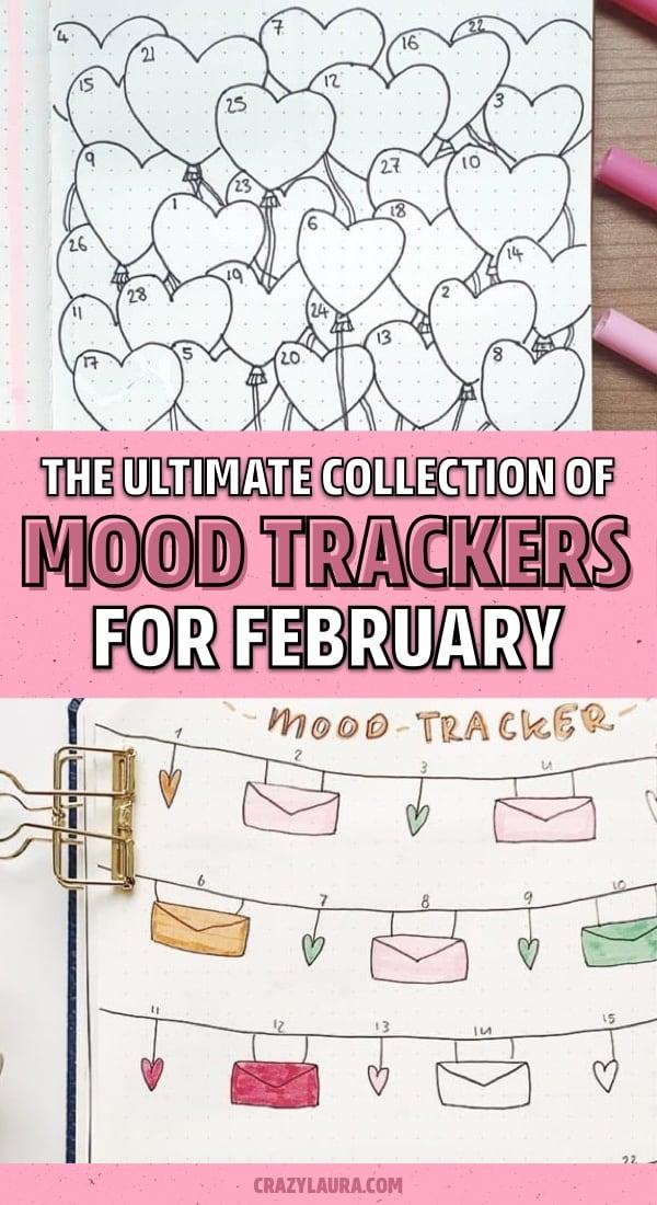 valentine mood tracker example
