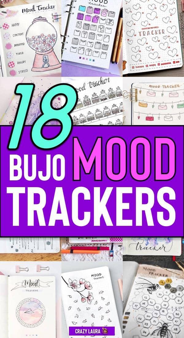 ideas for mood tracker in feb
