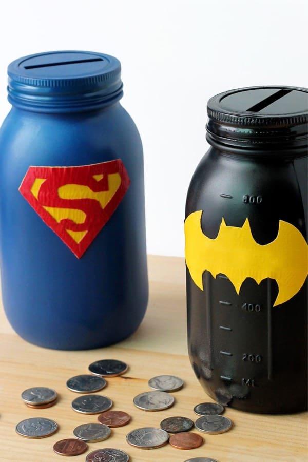 fun mason jar crafts for kids