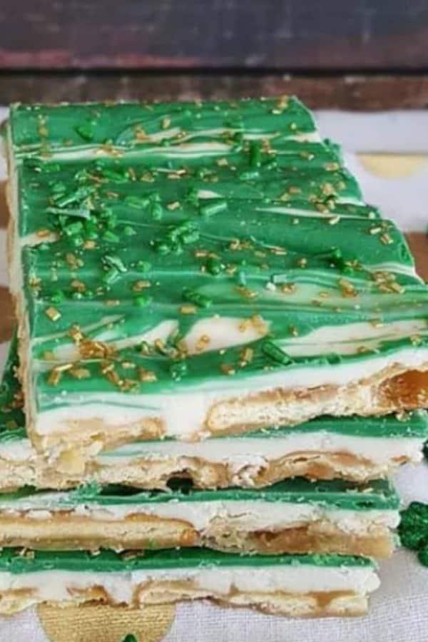 green bark dessert ideas