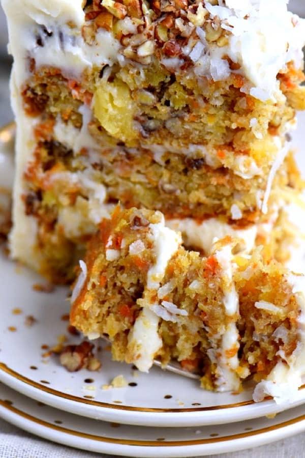 carrot cake recipe for easter sunday