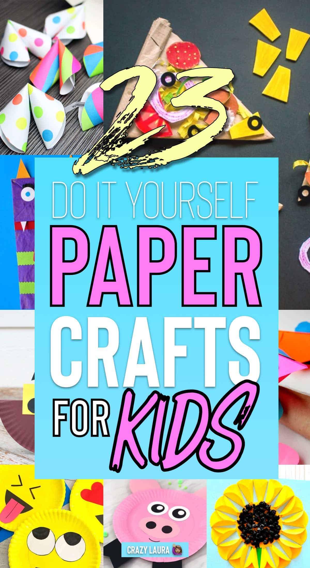 easy paper diy ideas