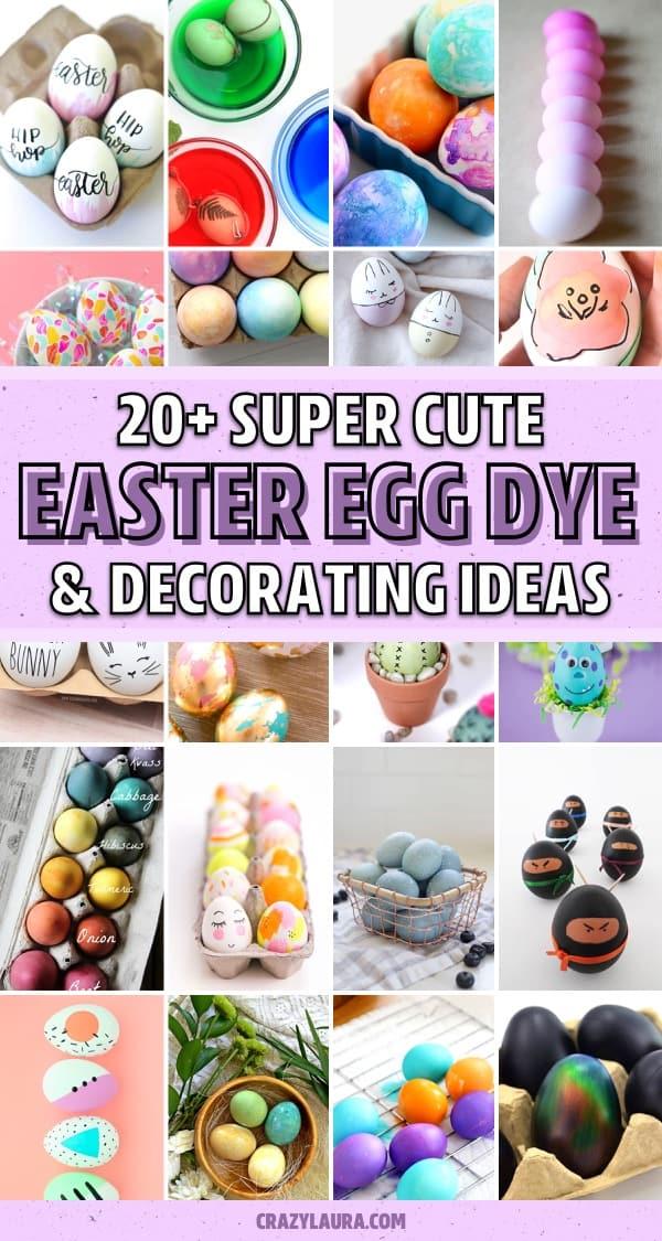 best easter egg decoration ideas