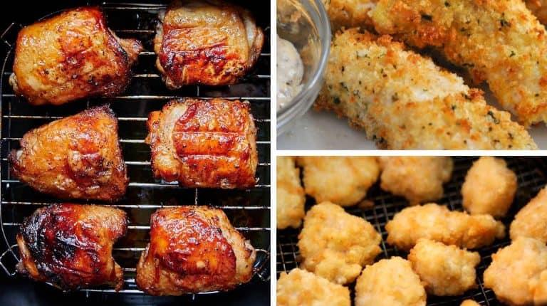 easy air fryer chicken ideas