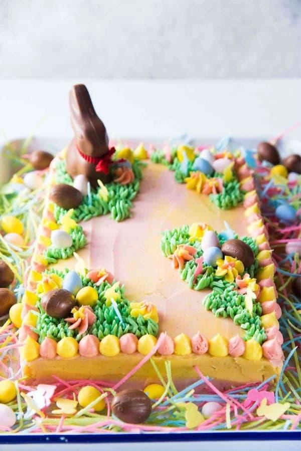 simple easter cake recipe