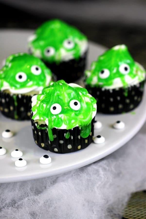simple cupcake ideas for boys