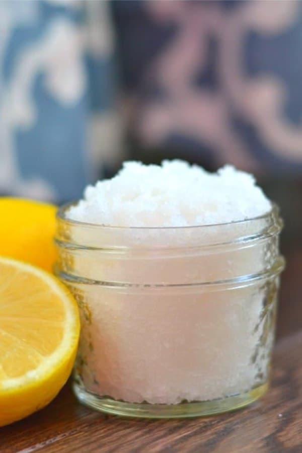 simple sugar scrub recipes