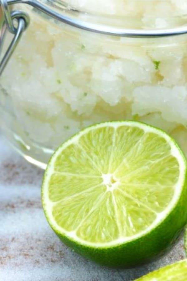 easy coocnut sugar scrub ideas