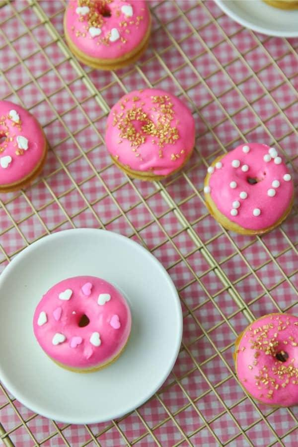 diy mini donuts