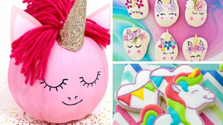 easy diy unicorn crafts for girls