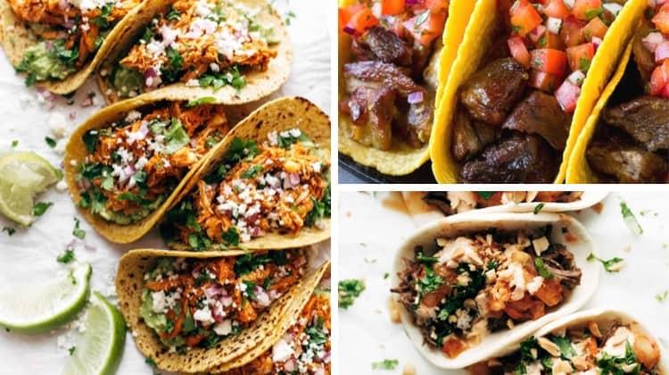 15 Delicious Homemade Taco Recipes For Taco Tuesday 🌮