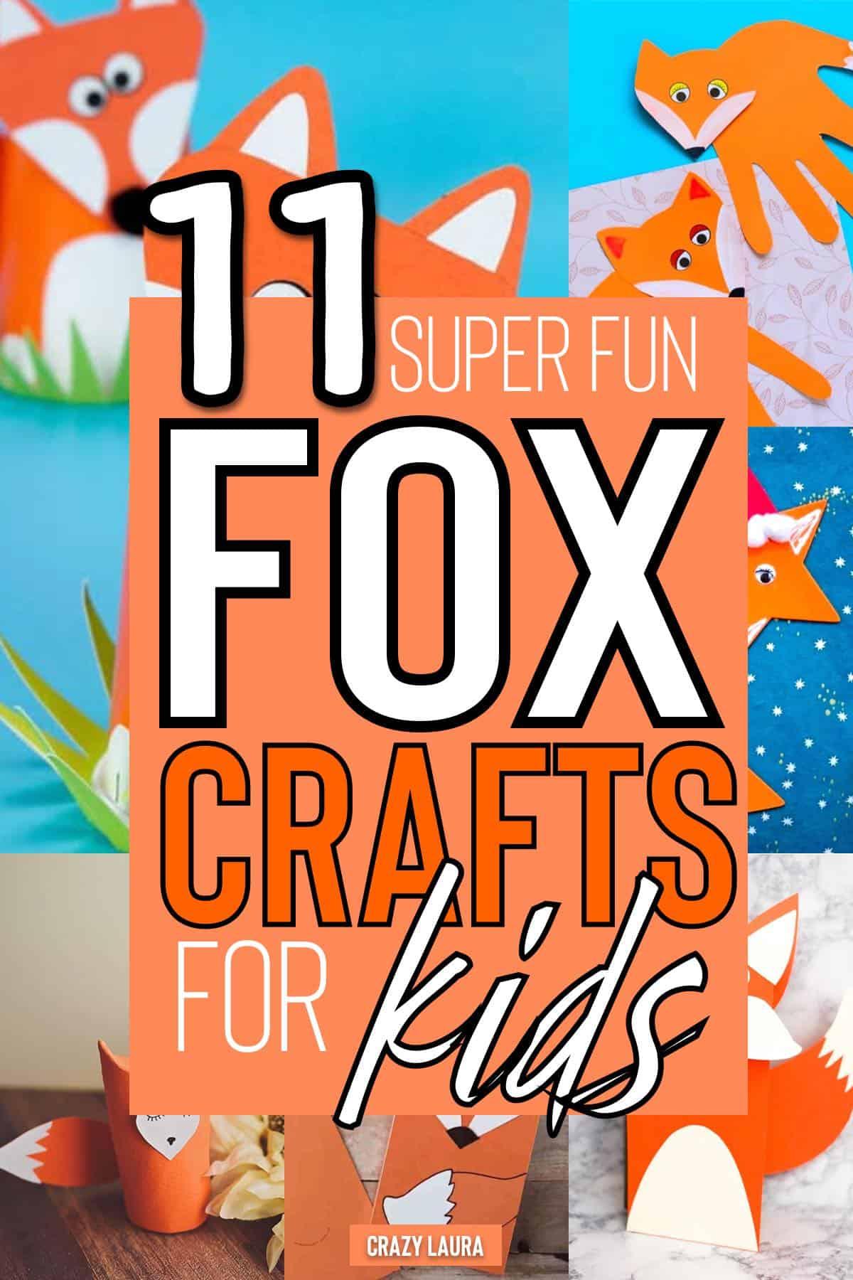 kids fox projects