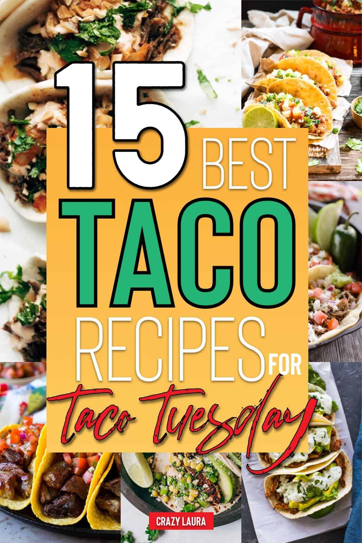 best taco recipes in instant pot