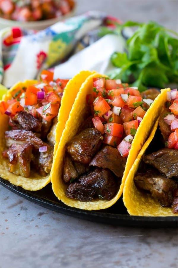 how to make pork tacos