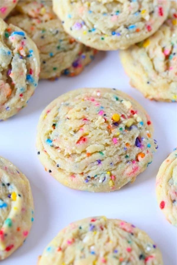 super soft cookie recipe