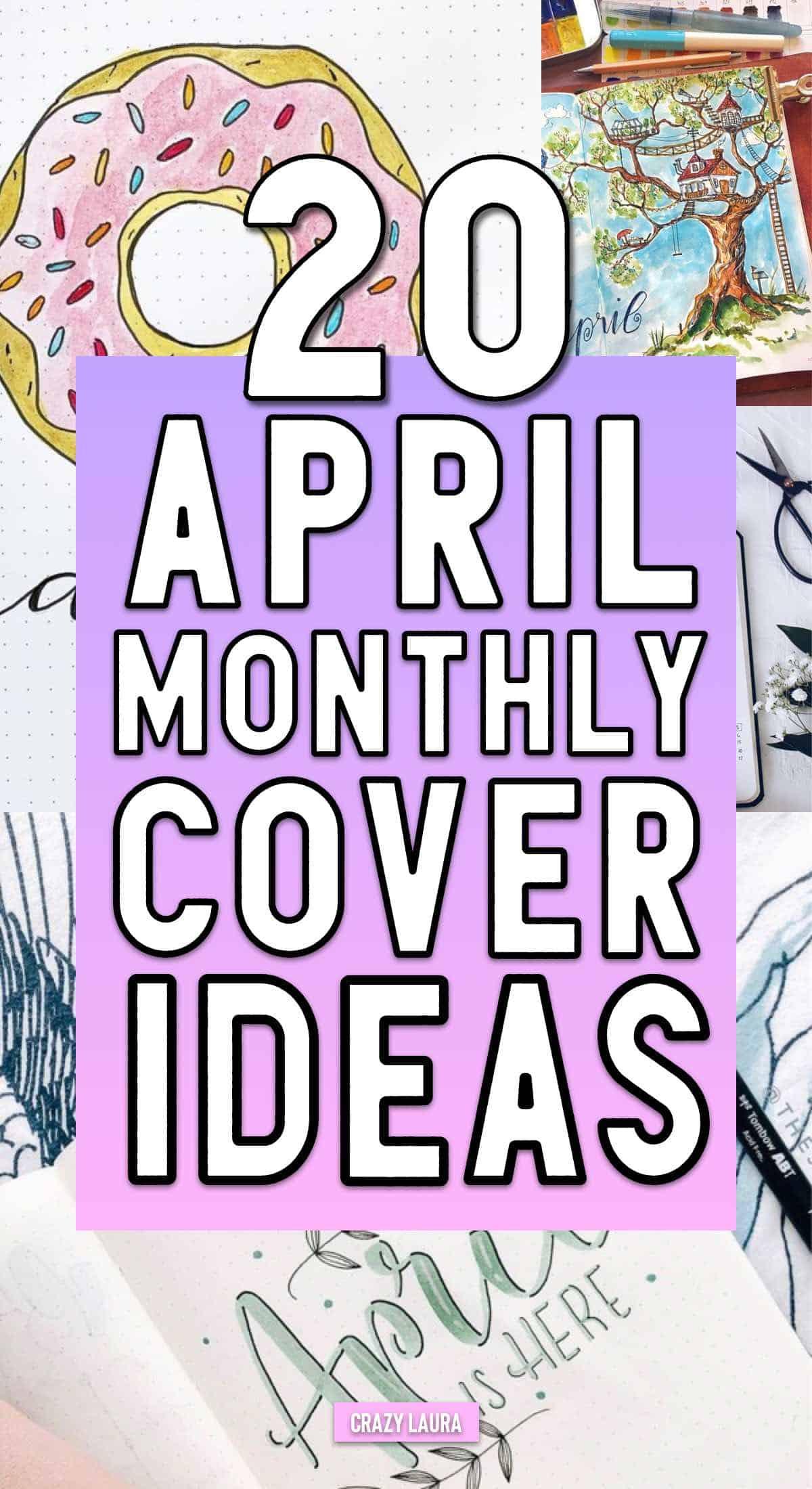 bullet journal cover idea