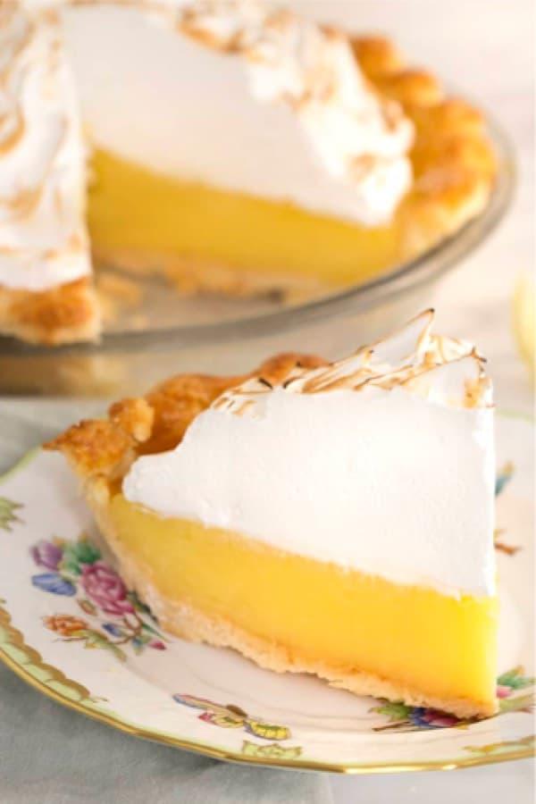 list of best homemade pie recipes