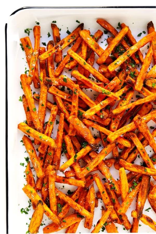 sweet potato fries at home