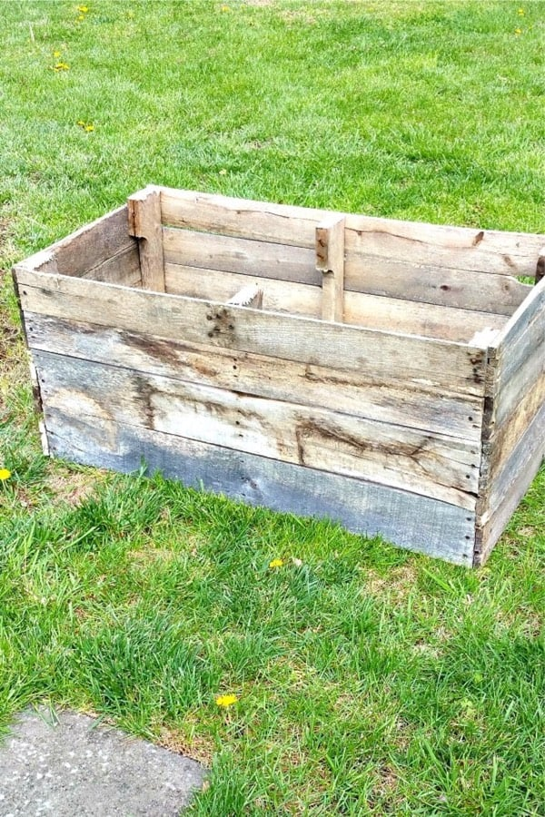 best diy planter boxes
