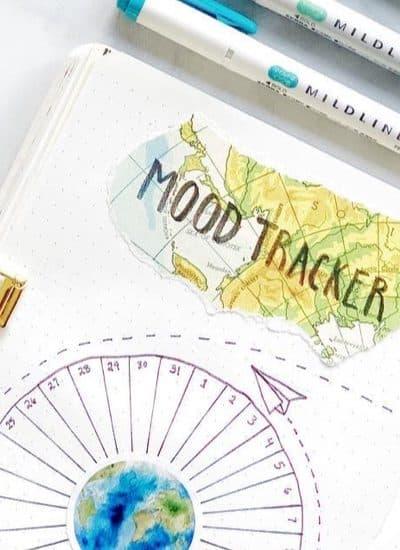 may mood tracker inspo