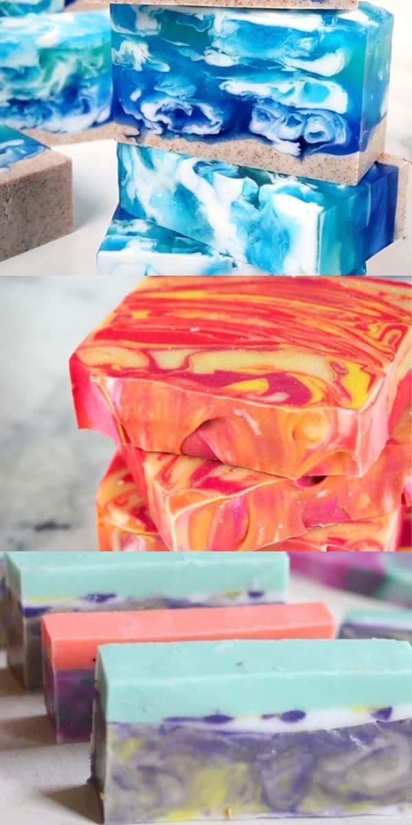 homemade soap inspiration