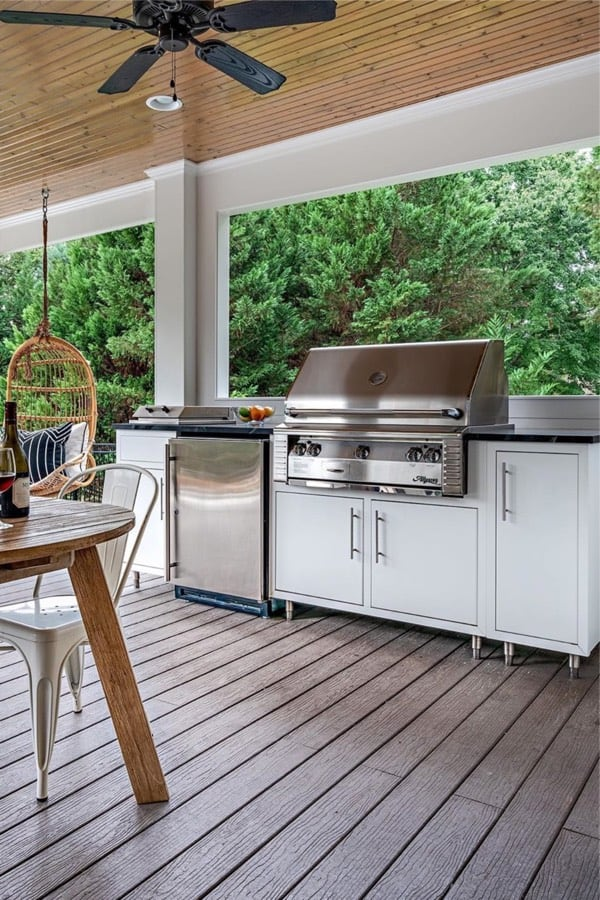 Best Outdoor Kitchen Ideas For Your Backyard In 2020 ...