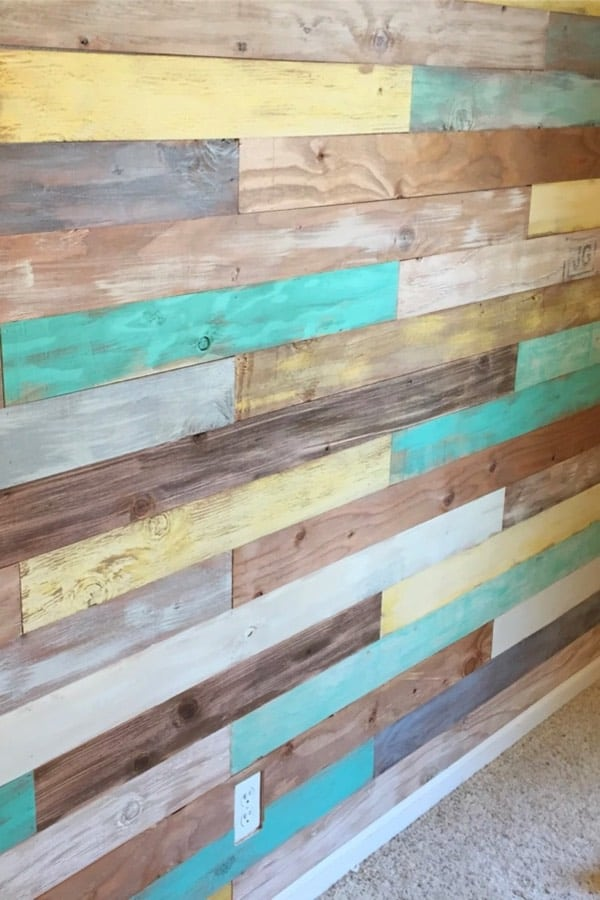 best wood wall ideas