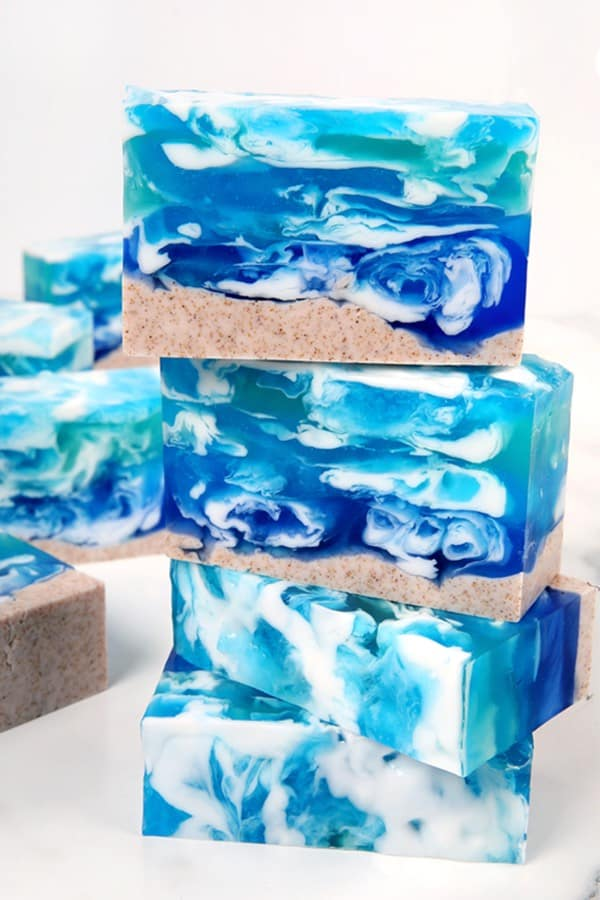 homemade soap that smells good