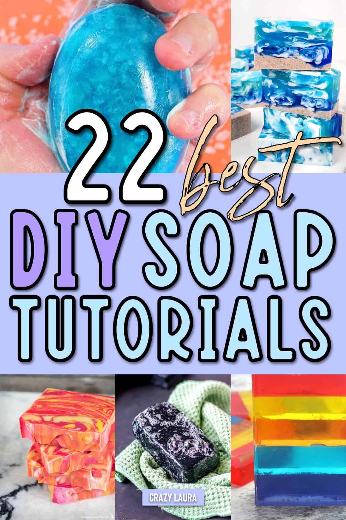 easy homemade soap ideas