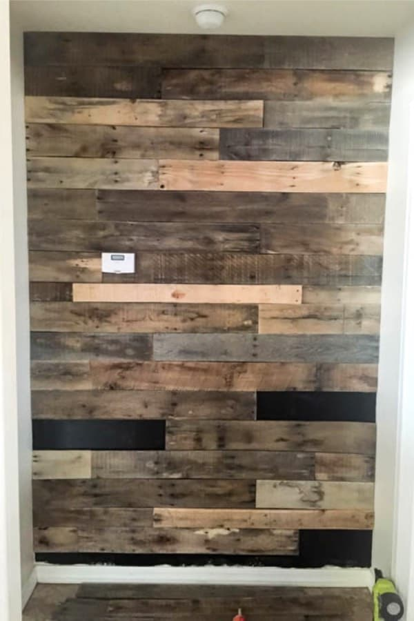 best pallet wall ideas