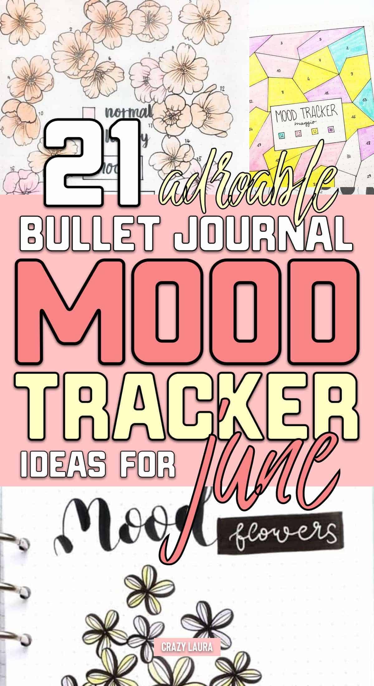 list of june mood trackers