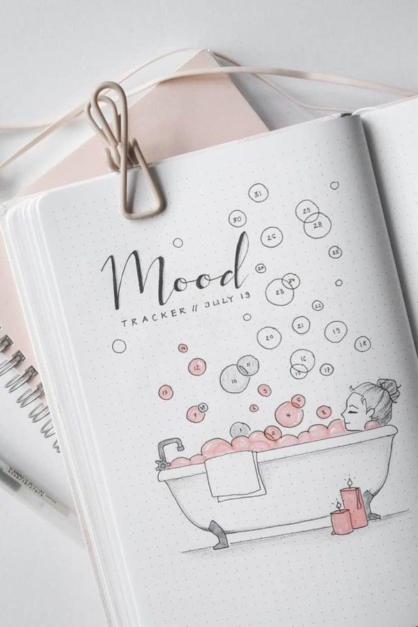 bubble mood spread