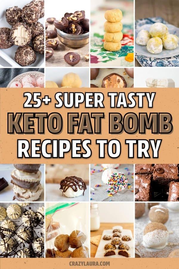 easy fat bomb recipes for keto
