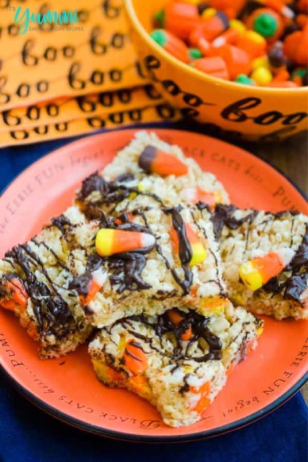 quick treats for halloween