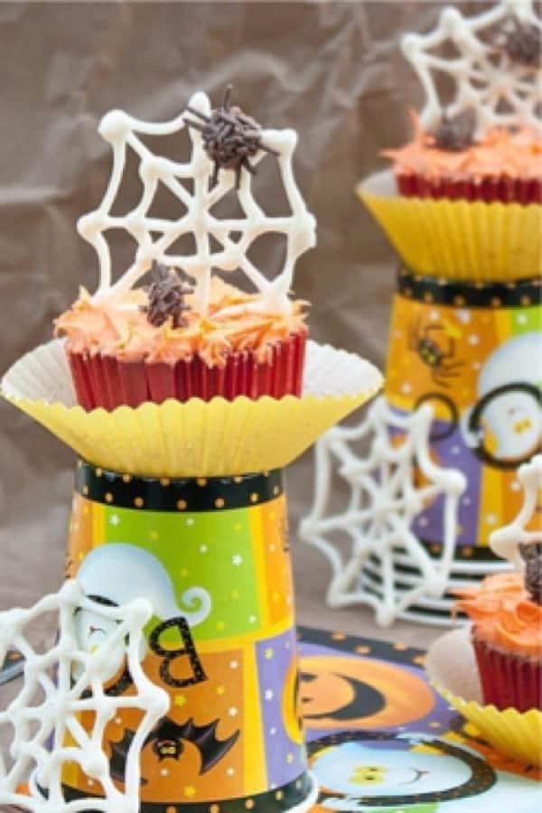 spider web dessert recipe