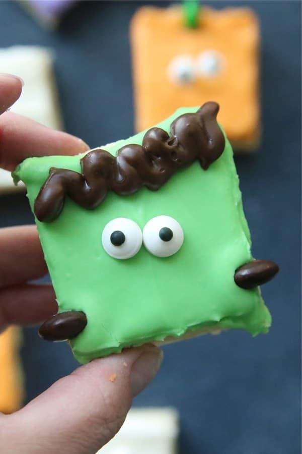 sugar cookies for ocotober