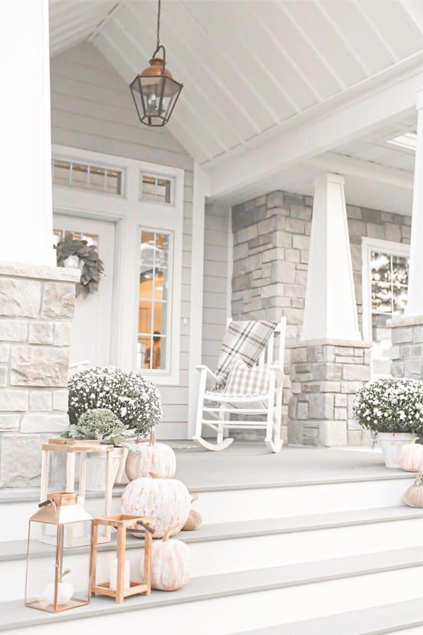 best fall porch ideas