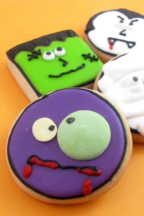 diy monster cookie recipe