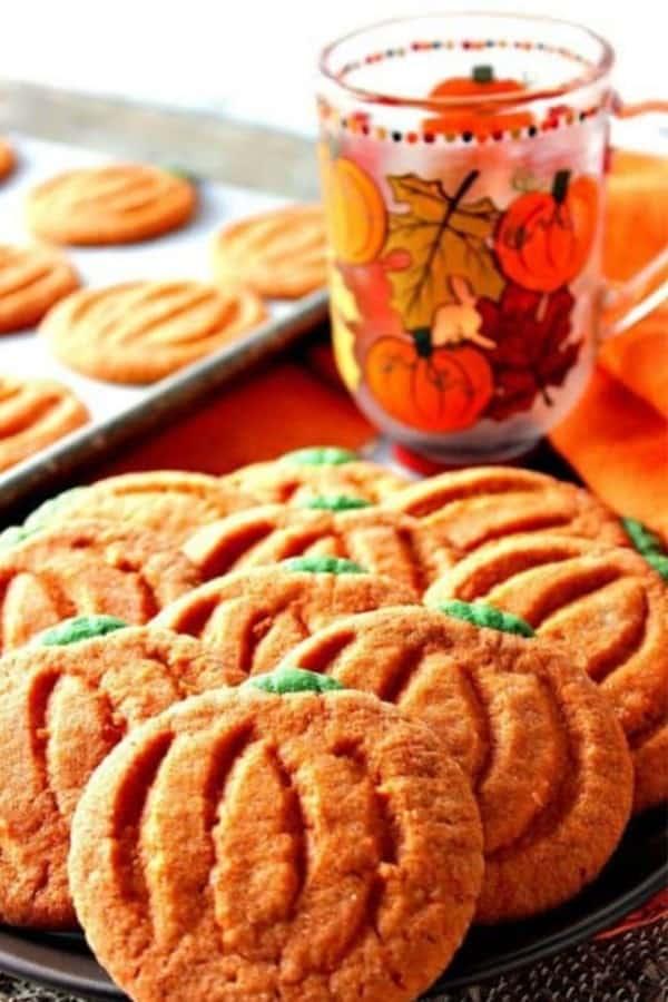 fall cookie recipe ideas