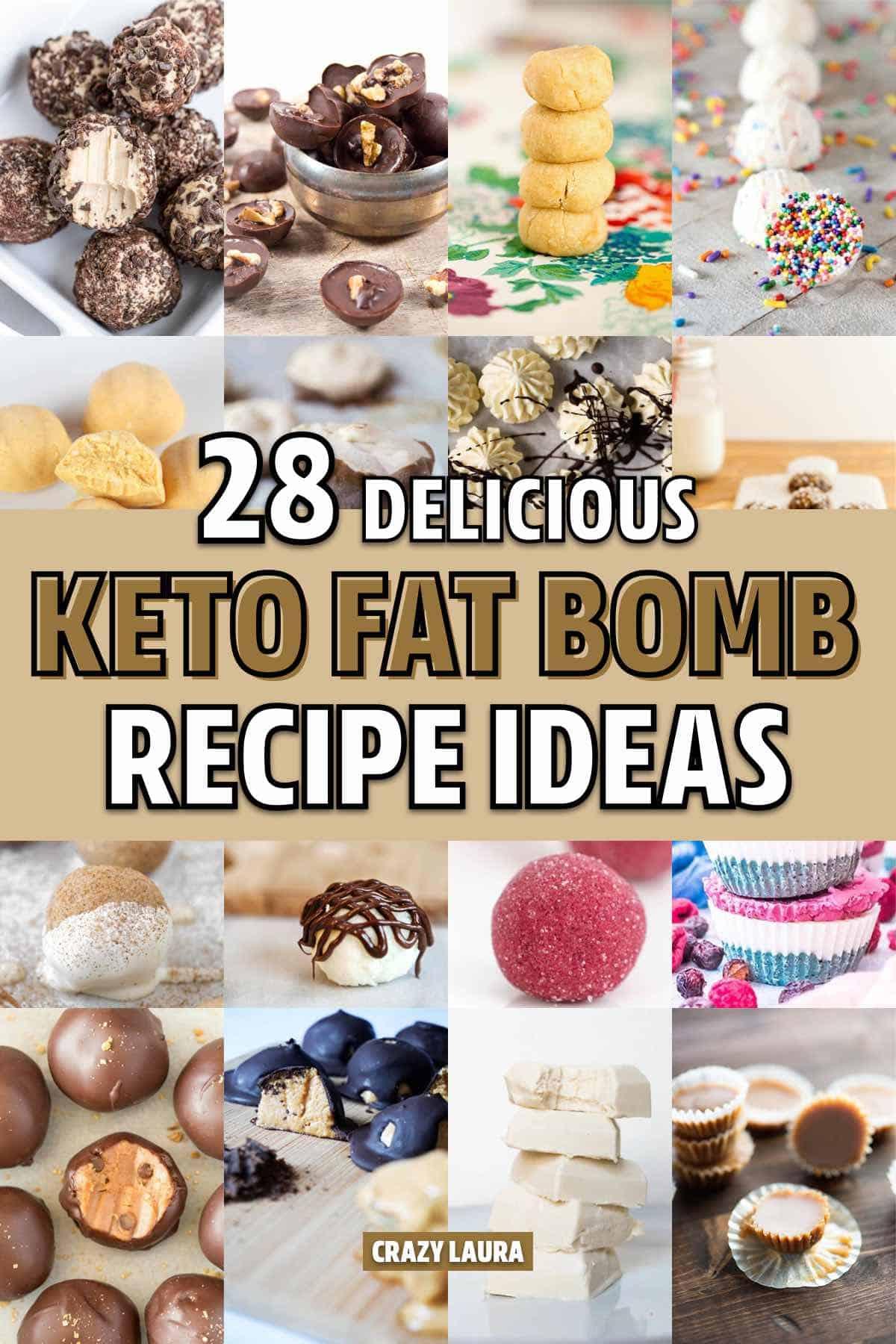 fat snacks for keto