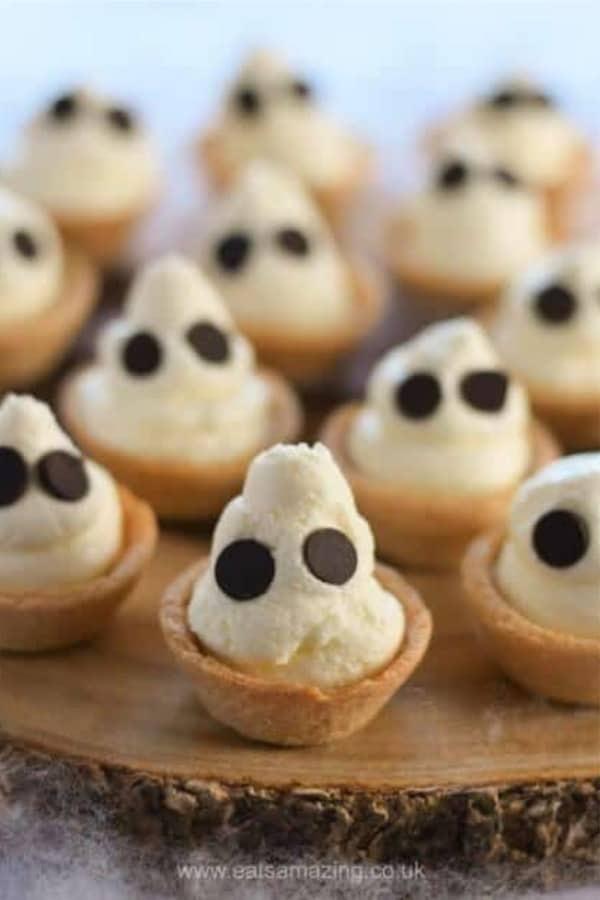 ghost dessert recipe ideas
