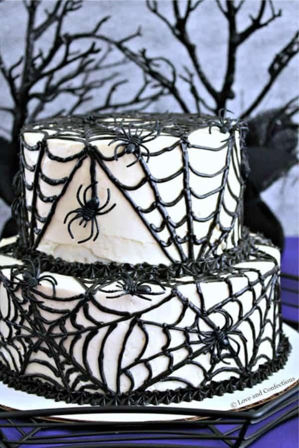 spooky cake recipe