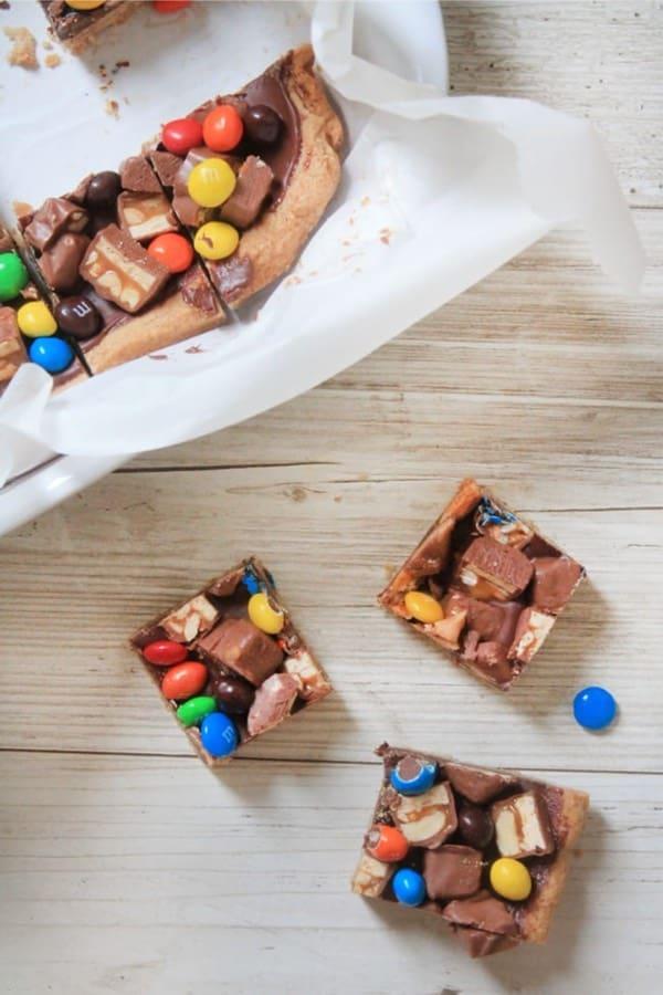 halloween candy dessert recipe