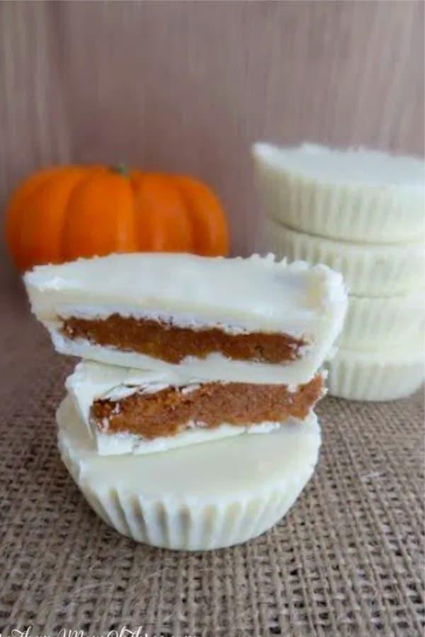 pumpkin pie cup recipes