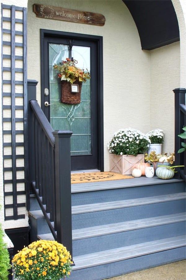 basic fall door setup