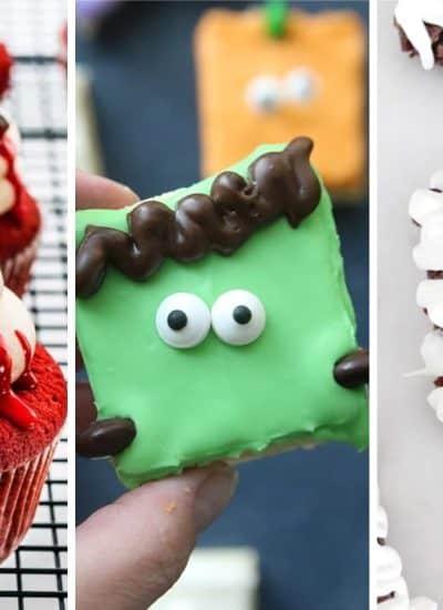 creative treats for halloween