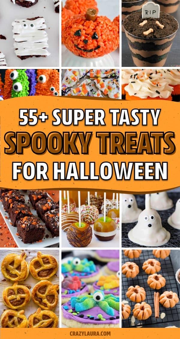 halloween themed dessert recipe ideas