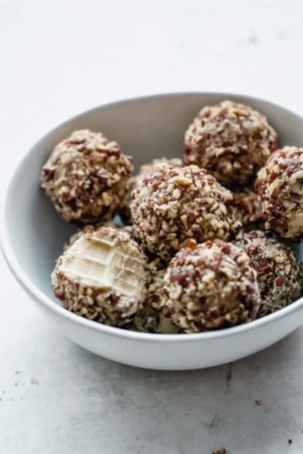 white chocolate fat bomb ideas